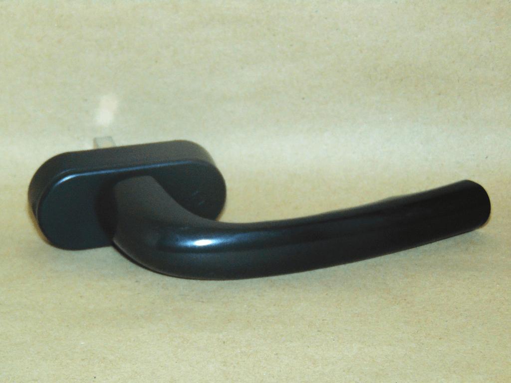 Оконная ручка Hoppe Tokyo - тёмно-коричневая